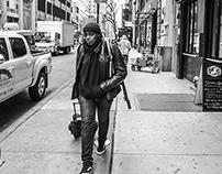 Sheba Legend | '80s New York DJ, Founder of MasculineUs