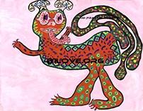 DEIOD {fractal dragon}