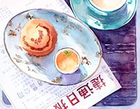Japanese Still Life