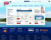 AAA.com Redesign