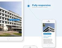 """Kantonsspital Baden – """"Horizonte"""" Microsite"""