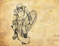 Soldados a lo largo de la Historia (Parte 1)