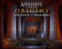 Assassin's Creed Curse of the Pharaohs - Buried temple