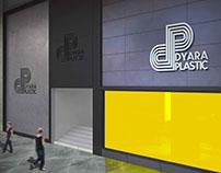 Dyara Plastic Logo Design