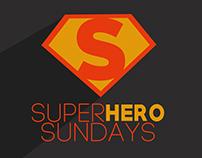 Pursuit Kids - Superhero Sundays
