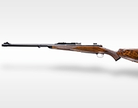 Rifle Artesano Vargas