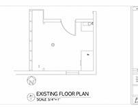 East Boston- Master Bathroom Re-Design