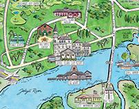 Jekyll Island Maps