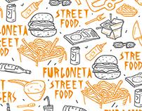 Furgoneta Kyiv street food