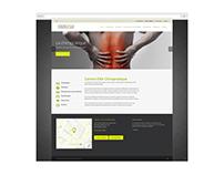 Centre-Ville et Rive-Sud Chiropratique Websites