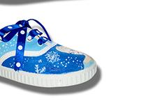 Zapatillas para bebes y niños/as