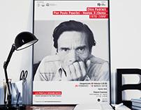 DINO PEDRIALI: Pier Paolo Pasolini - NOSTOS: il ritorno