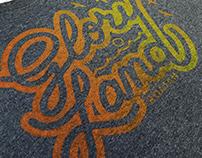 Glory Land T Shirt Design