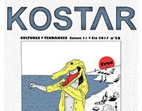 Kostar n°56 - Summer 2017
