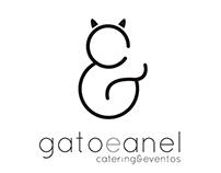Gato e anel catering