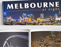 Melbourne at Night Book