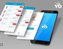 Yarn Dealz Mobile Application