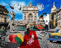 Cinema Game / Киноквест для mastercard и kino.afisha
