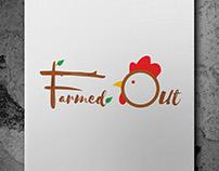 Farmed Out Logo