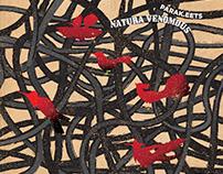 CD Label Design (2015)