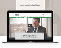 Demographics - Microsite