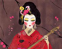 Nature Geisha