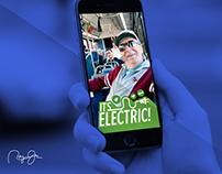 METRO's Electric Bus