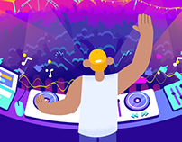 Audius – Blockchain Explainer Video