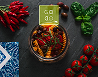 GODO | Luxury Food Delivery Brand
