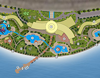 Tourist Resort Design