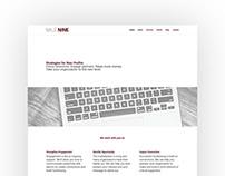 MileNine Rebrand & Website Design