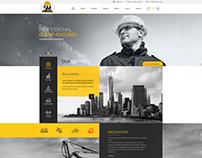 5M CONSTRUCTIONS | DOHA | 2016 | WEBSITE DESIGN