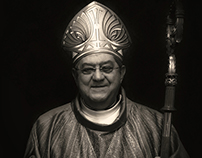 Cardinale Crescenzio Sepe - fotografia Augusto De Luca.