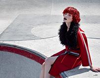 Marie Claire CZ August 2015 Czech Designers