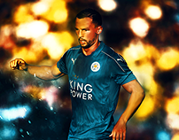 New Edit Retouch For Danny Drinkwater