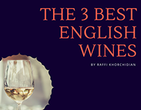 The Three Best English Wines