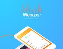Wepass Host App.