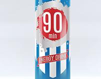 90 min energy drink
