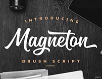 Magneton typeface