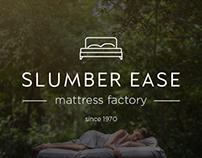 Slumber Ease | logo