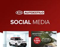 Social Media | Kia Autoestilo