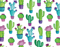 Cactus - Pattern Collection