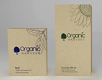 Packaging Design - Organic Harvest
