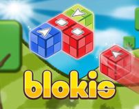 BLOKIS (Mobile Game)