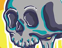 Vector skull WIP