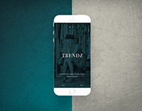 Trendz - Mobile App