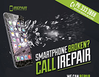 Smartphone Repair 3 Flyer/Poster