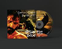 CD cover artwork design for Croatian band Majke