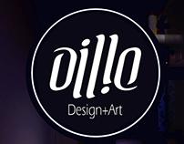 Logotipo DILLO Design and Art