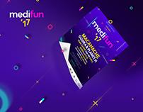 Medifun Festival Brand Identity